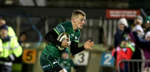 Stephen Fitzgerald to retire from rugby at end of the season