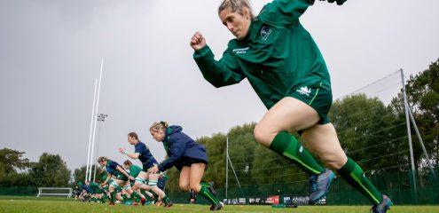 Connacht Senior Women's Team Trial Day
