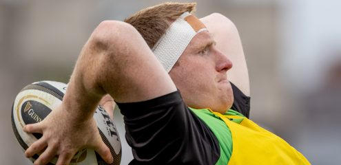 Shane Delahunt to make 100th appearance in season finale with Ospreys