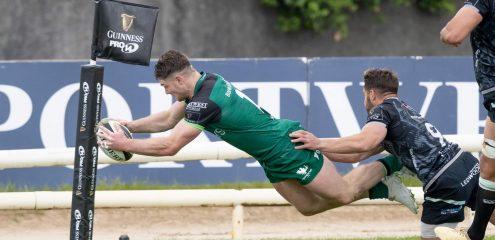 Connacht Wrap Up Season With Ospreys Win