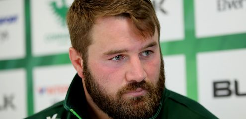 Paddy McAllister announces retirement from rugby