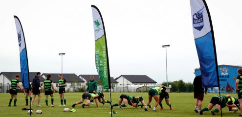 U18 and U19 matchday squads named for Interpro openers vs Ulster