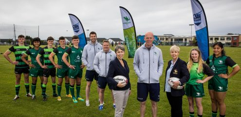 Connacht Rugby announce Summer Talent Programme partnership with GMIT