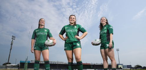 Connacht Women squad named for Vodafone Interprovincial Series