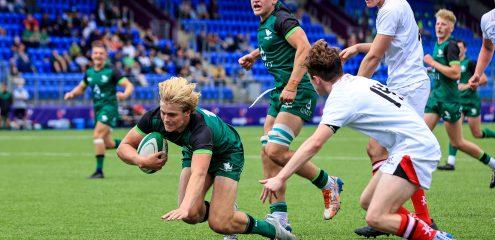 Connacht U18 Team Named For Leinster Interpro