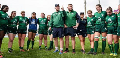 Connacht U18 Girls Girls Team Named For Leinster Interpro
