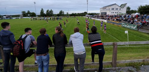 Galway clubs join forces to stream Friday's Connacht Senior League clash