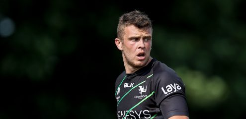 Tom Farrell returns for pre-season friendly with Worcester Warriors
