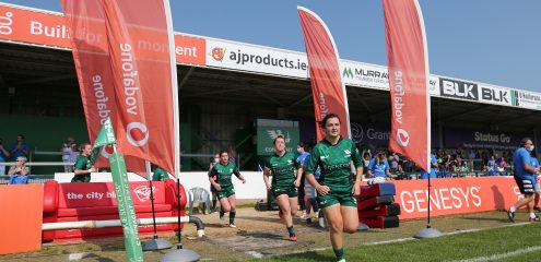 Connacht Women squad named for Interpro Championship fixture with Munster