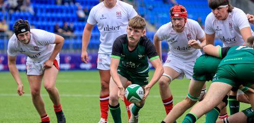 Connacht Name Squad For U18 Interpro Versus Munster