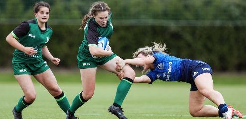Connacht U18's Girls Squad Named For Interpro versus Munster