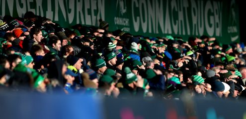 Connacht Rugby announces ticketing info for start of new season