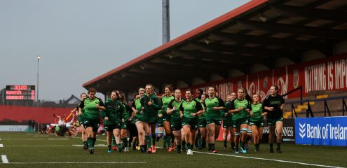 Connacht Women team named for interpro finale with Ulster