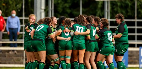 U18 Women squad named for final interpro clash with Ulster