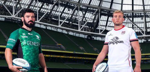 Aviva Stadium to host URC interpro between Connacht and Ulster