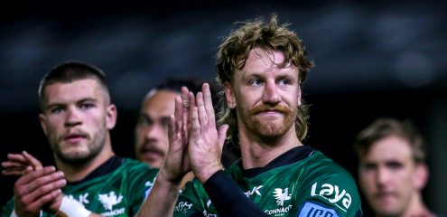 Three changes for Connacht in URC visit of Dragons to The Sportsground