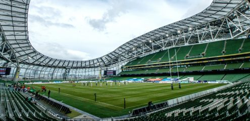 Travelling to the Aviva: All You Need To Know