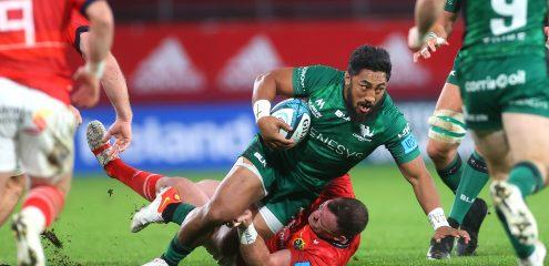 Report: Munster 20-18 Connacht