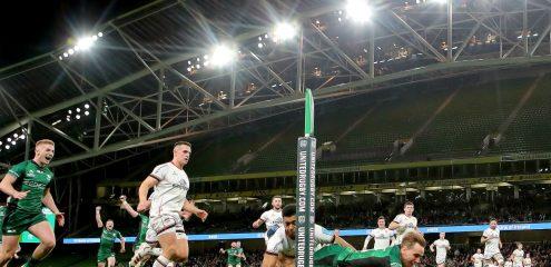 REPORT: Brilliant Connacht Light Up Aviva Stadium With Ulster Interpro Win